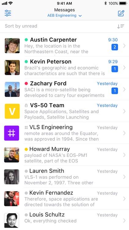 Rocket.Chat screenshot-3