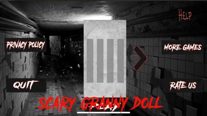 Scary Granny Doll Horror House screenshot 2