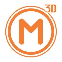 Mcamera3D
