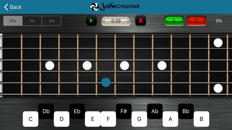 Guitar Fretboard Note Trainer