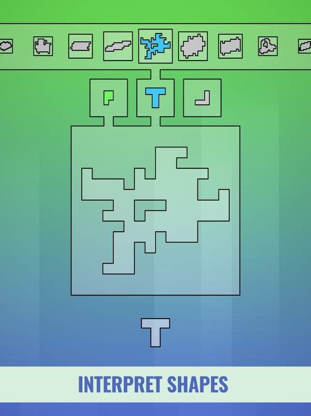 ‎ShapeOminoes Screenshot