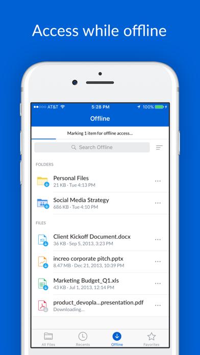Box — Cloud Content Management screenshot four