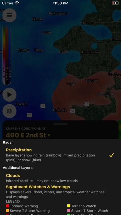 StormWatch+ screenshot-5