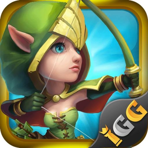Castle Clash: Guild Royale iOS Hack Android Mod