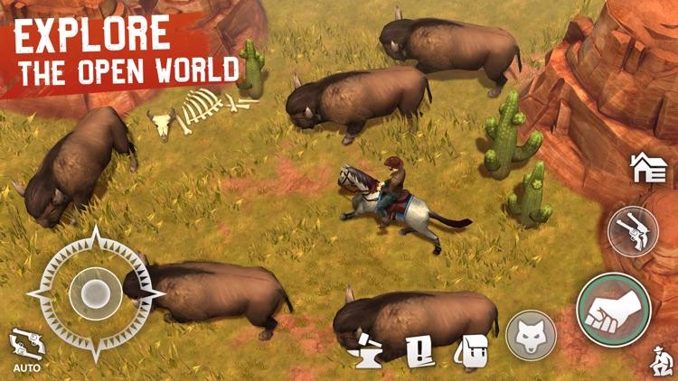 Westland Survival - Cowboy RPG screenshot-3