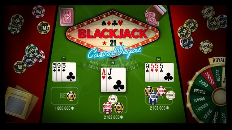 BLACKJACK 21 - Casino Vegas