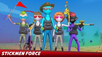 Paintball Shooting Action Game screenshot #3