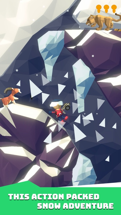 Hang Line: Mountain Climber screenshot-6