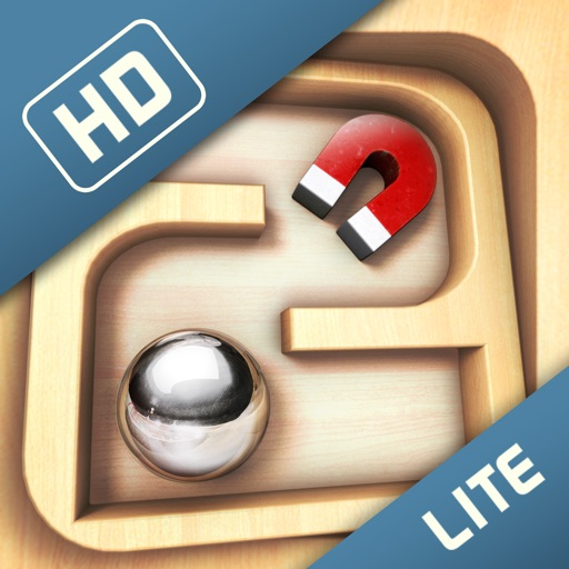 Labyrinth 2 HD Lite icon