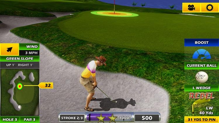 Golden Tee Golf screenshot-8