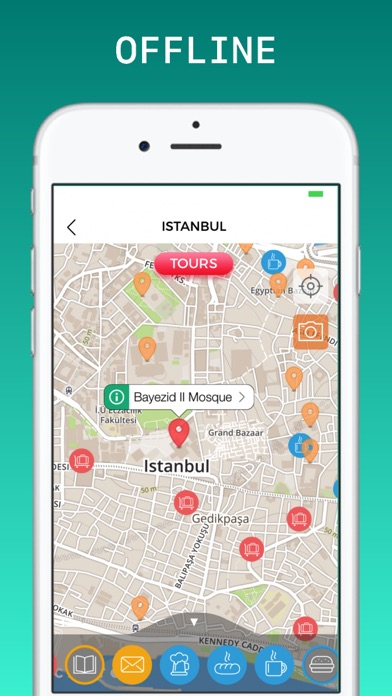 Istanbul Travel City Guide screenshot four