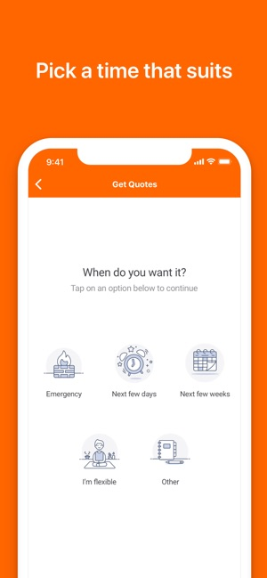hipages - hire a tradie on the App Store