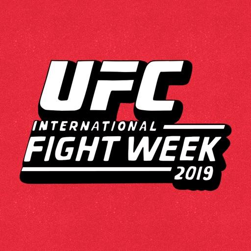 UFC Fight Week