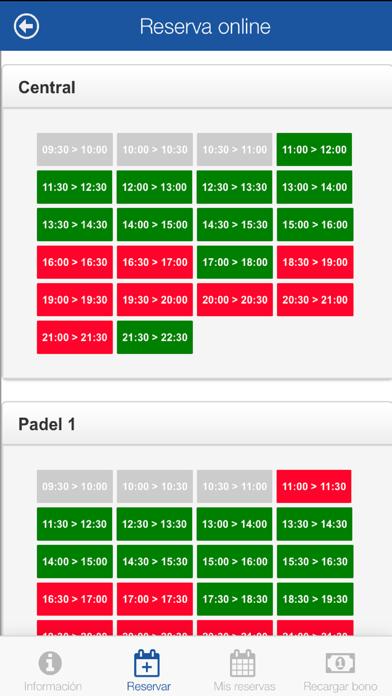 BurPadel Reservas screenshot 4