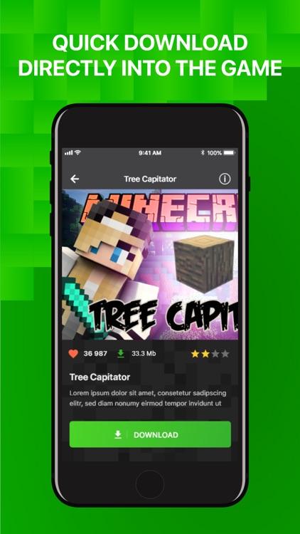 Mods & Skins for Minecraft screenshot-3