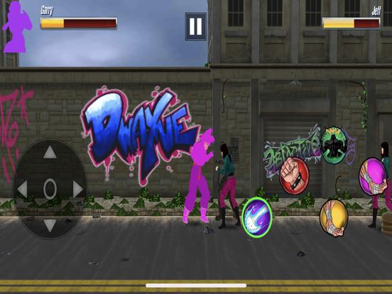 Super Warrior Revenge : Dragon screenshot 6