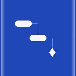 QuickPlan, Project Gantt Chart
