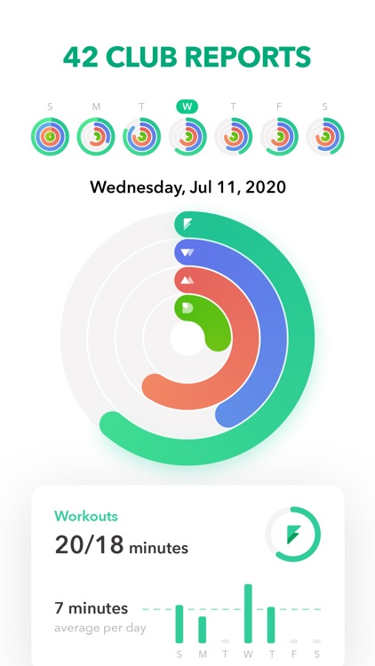 Home Fitness Workout by GetFit screenshot-3