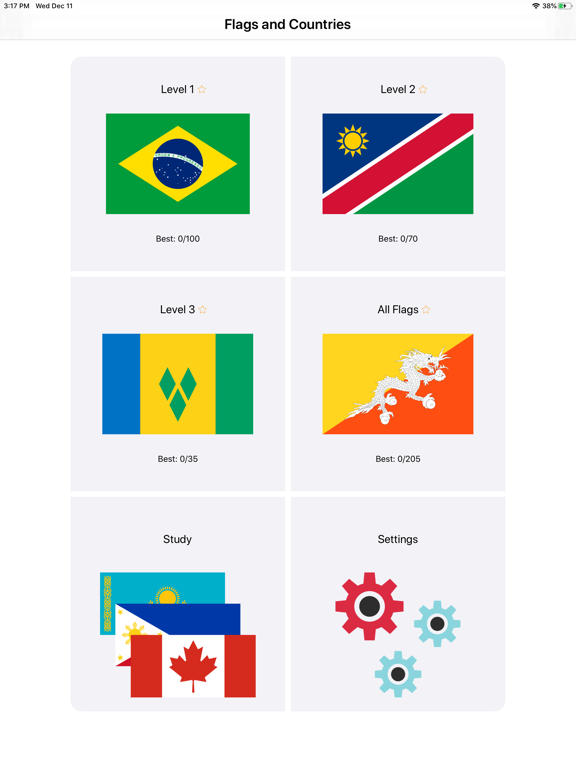 Flags and Countries screenshot 7