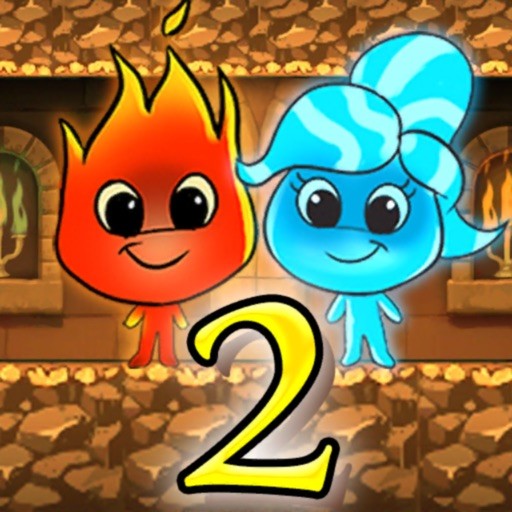 Fireboy and Watergirl 5: Elements - Play Fireboy and ...