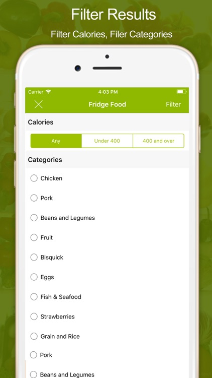 Fridge Food - Easy Cooking screenshot-8