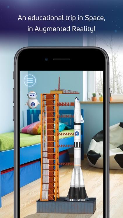 AR-kid: Space screenshot-0