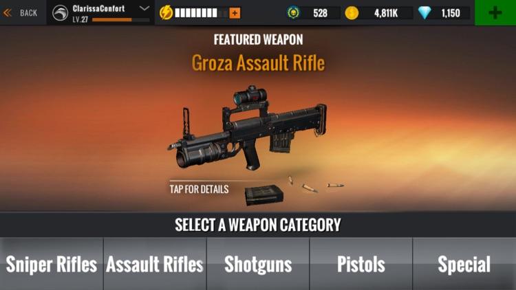 Sniper 3D: Gun Shooting Games screenshot-7