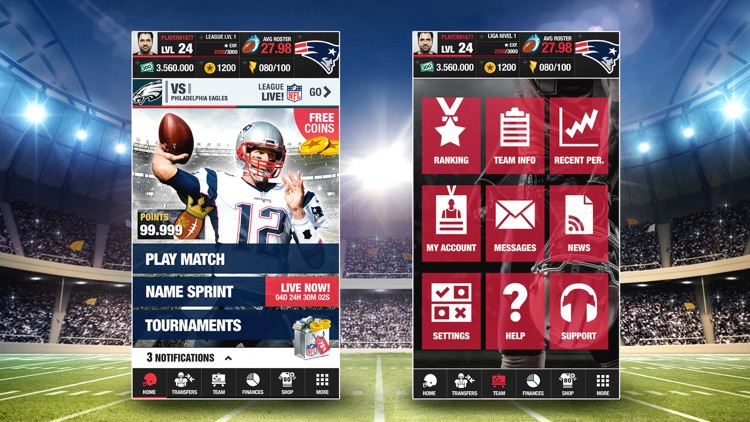 NFL Manager 2019 - Draft Stars screenshot-7