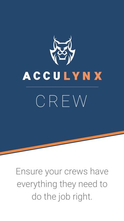 AccuLynx Crew