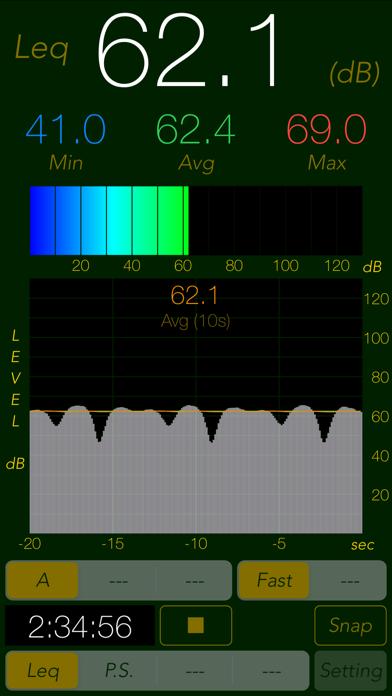 Sound Level Analyzer PROのおすすめ画像1