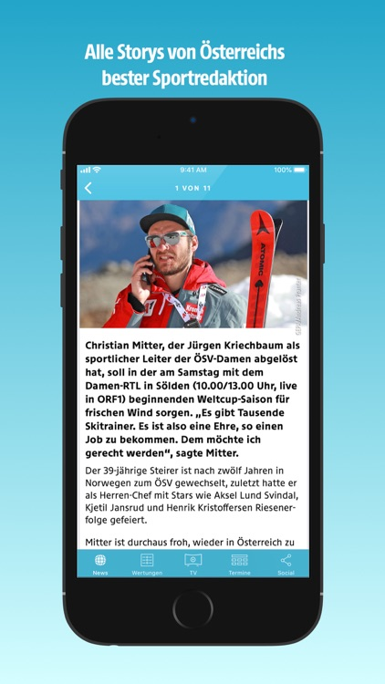 ORF Ski Alpin screenshot-3