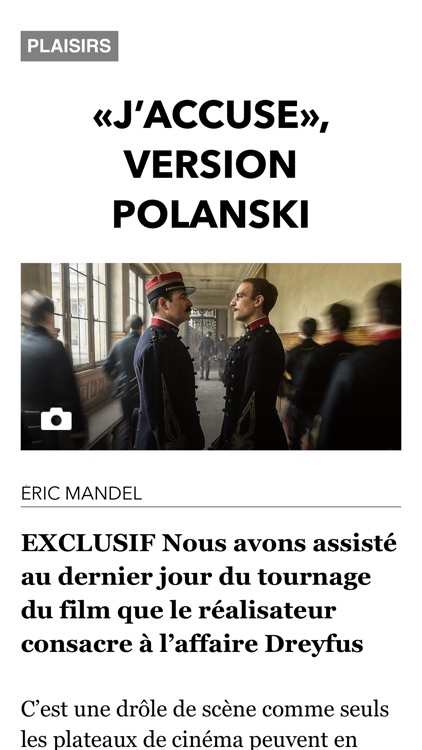 Le Journal du Dimanche screenshot-4