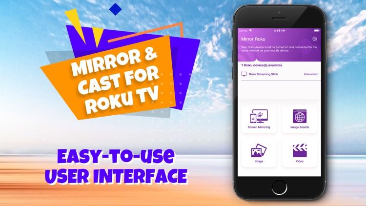 Mirror For Roku - Screen Share