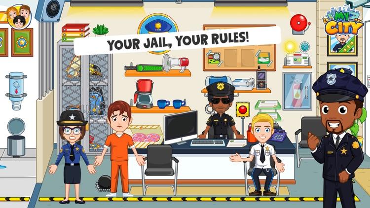 My City : Jail House