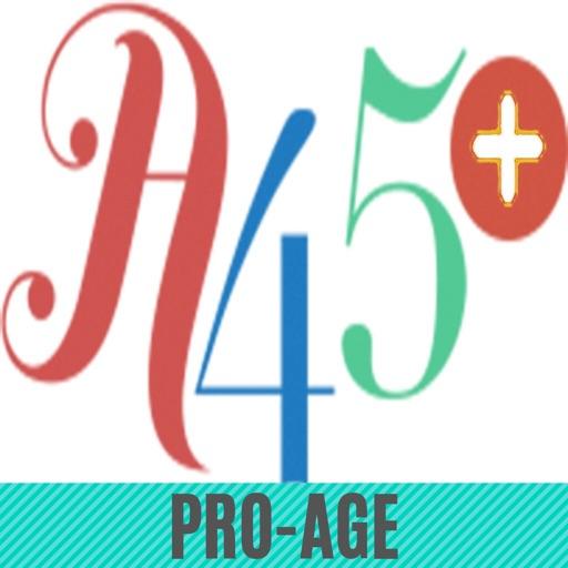 A45Plus Pro-Ageing Empowerment icon