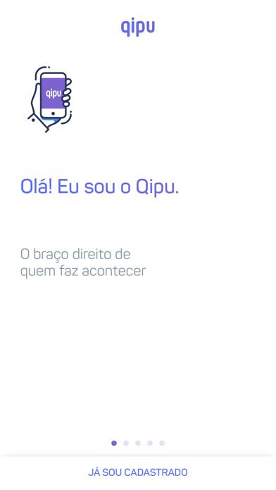 Qipu: Contabilidade e NFSe screenshot one