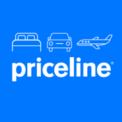 Priceline.com Hotels, Flights and Rental Cars icon
