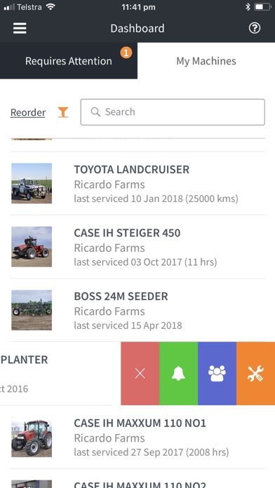 Farm Service Manager screenshot two