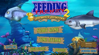 Feeding Frenzy 2 screenshot 1