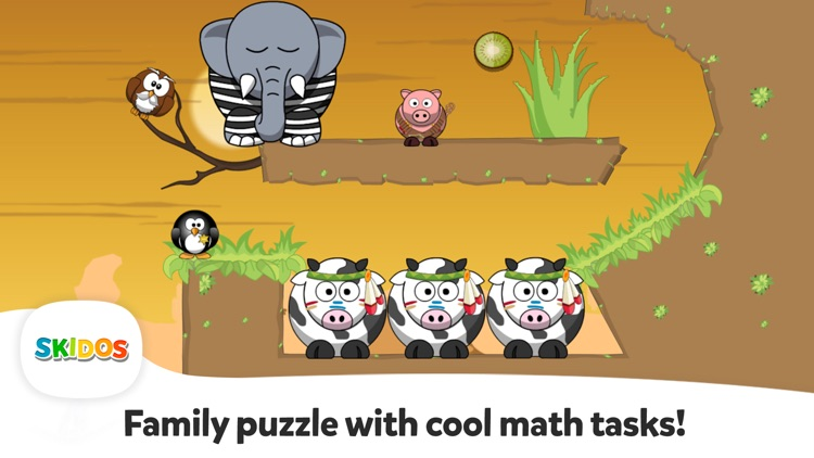 Math Games: Puzzles For Kids screenshot-5