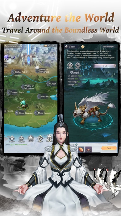 Immortal Taoists - Wuxia idle sur pc