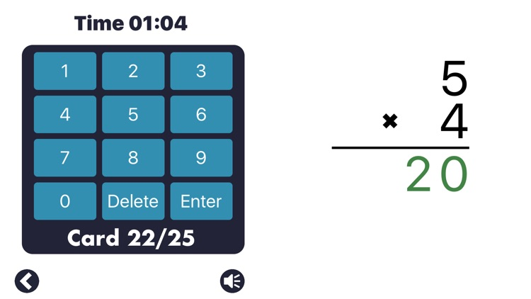 MathEdge Multiplication Kids screenshot-3