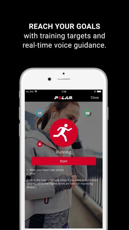 Polar Beat: Running & Fitness screenshot-3