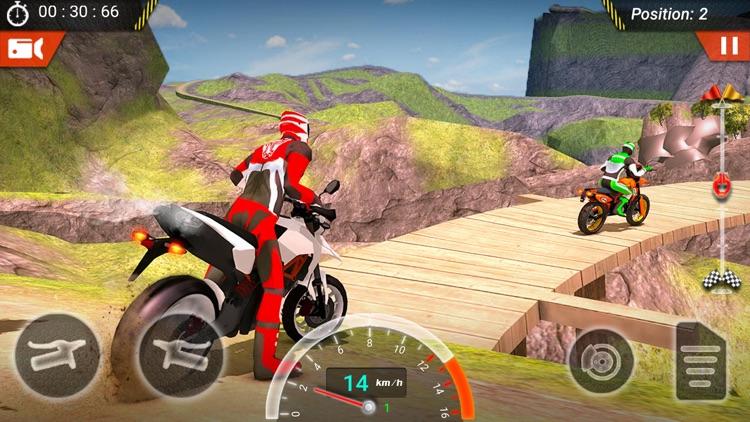 Dirt Bike Racing 2019 screenshot-4