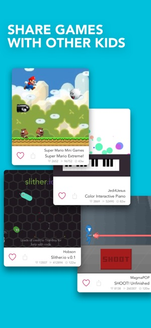 Hopscotch: Coding for Kids on the App Store