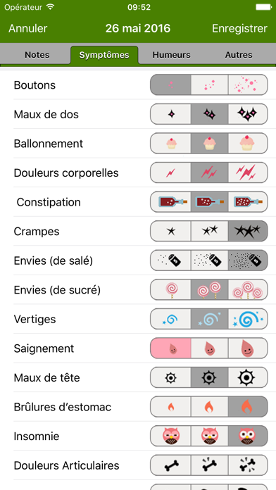 download Calendrier Feminin Lite apps 3