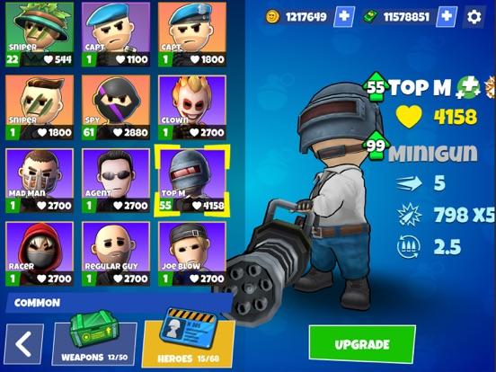 Warriors io screenshot 10