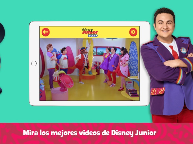 Disney Junior Play on the App Store