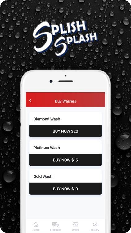 Splish Splash Car Wash screenshot-5