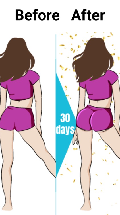 Buttocks Butt and Legs Workout